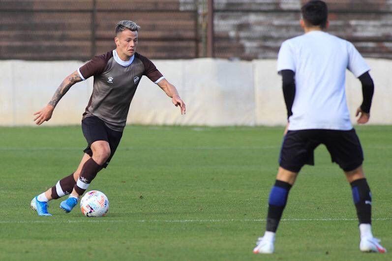 Platense y Almagro igualaron sin goles en una amistoso