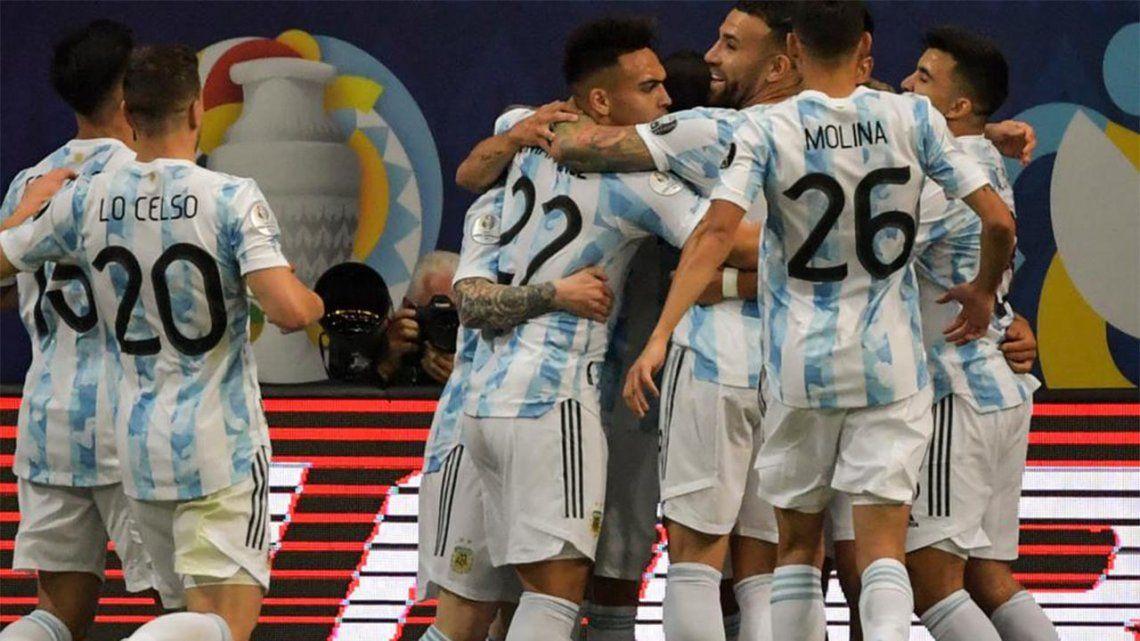 Argentina-Paraguay: confirmado el árbitro del encuentro.
