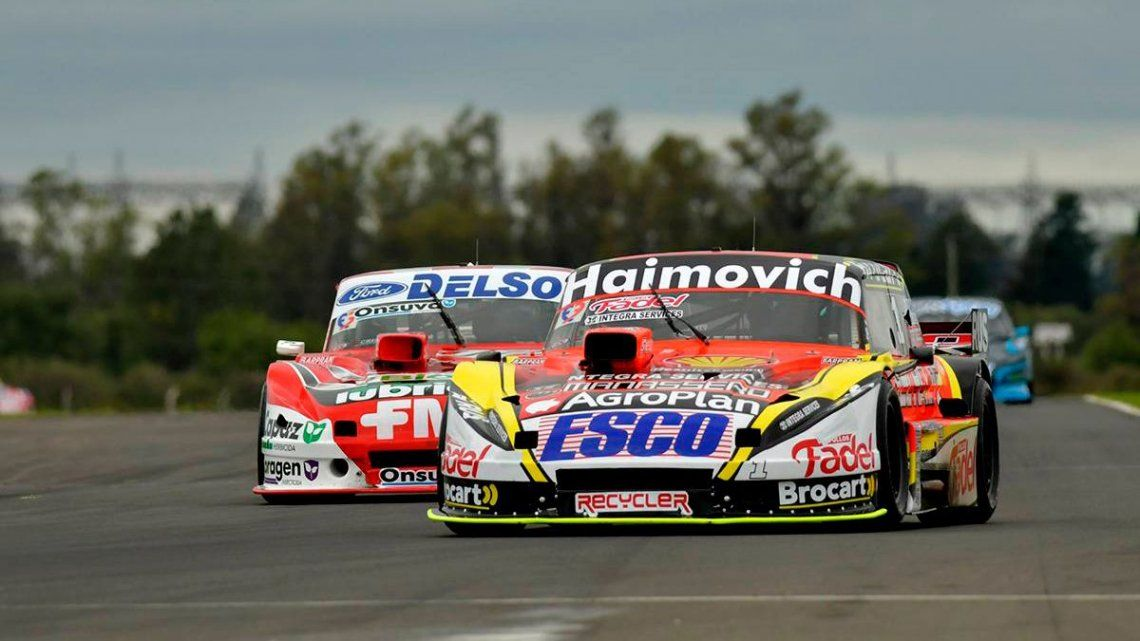 Mariano Werner fue el más veloz en el TC