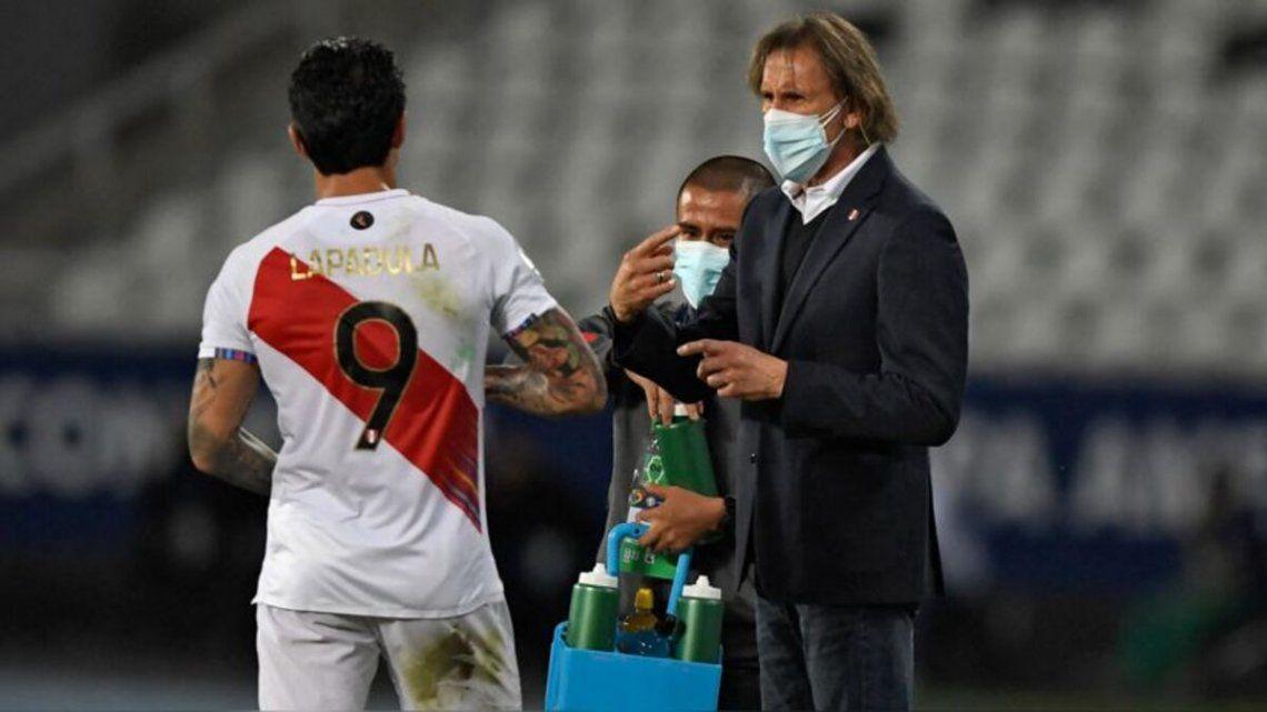 El Tigre quiere cambiarle la cara a Perú en la Copa América.