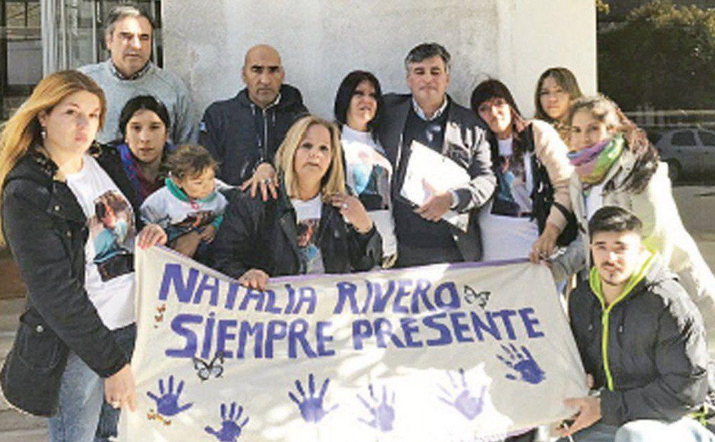 En 2018 un tribunal condenó a perpetua al femicida de Natalia Riveros. Ahora ya solicitan liberarlo.