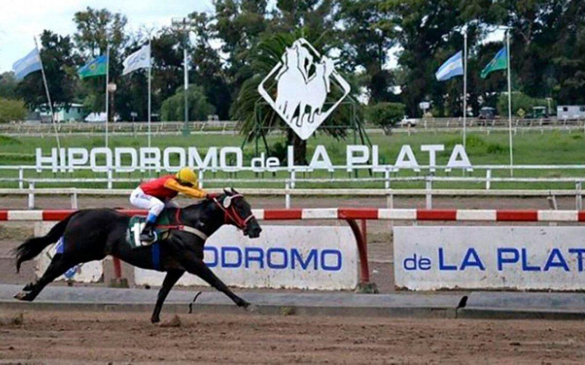 Resultados de ayer en el Hipódromo de La Plata