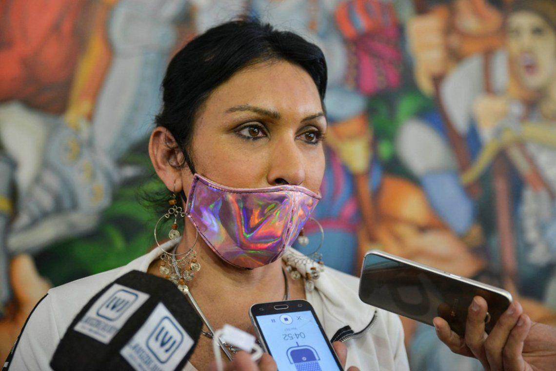 Jujuy: Lourdes Ibarra