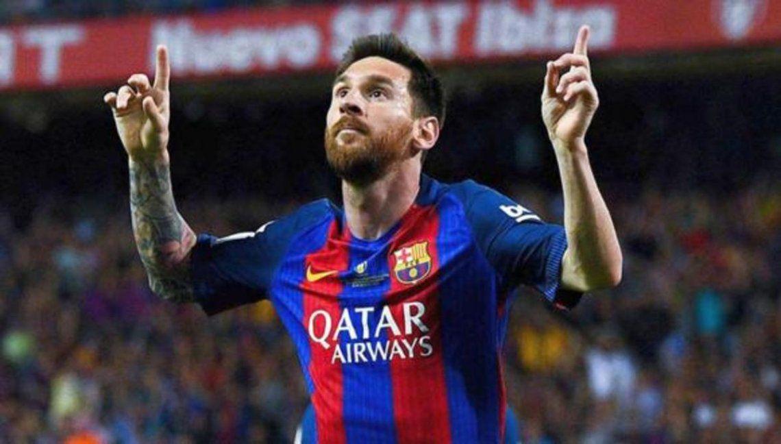 El presidente del Barcelona habló sobre la continuidad de Messi.