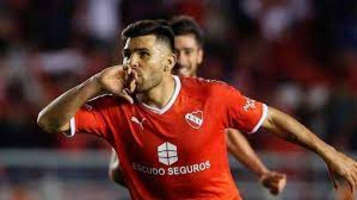Silvio Romero se queda en Independiente.