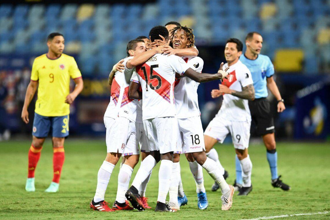 Perú logró una victoria necesaria.