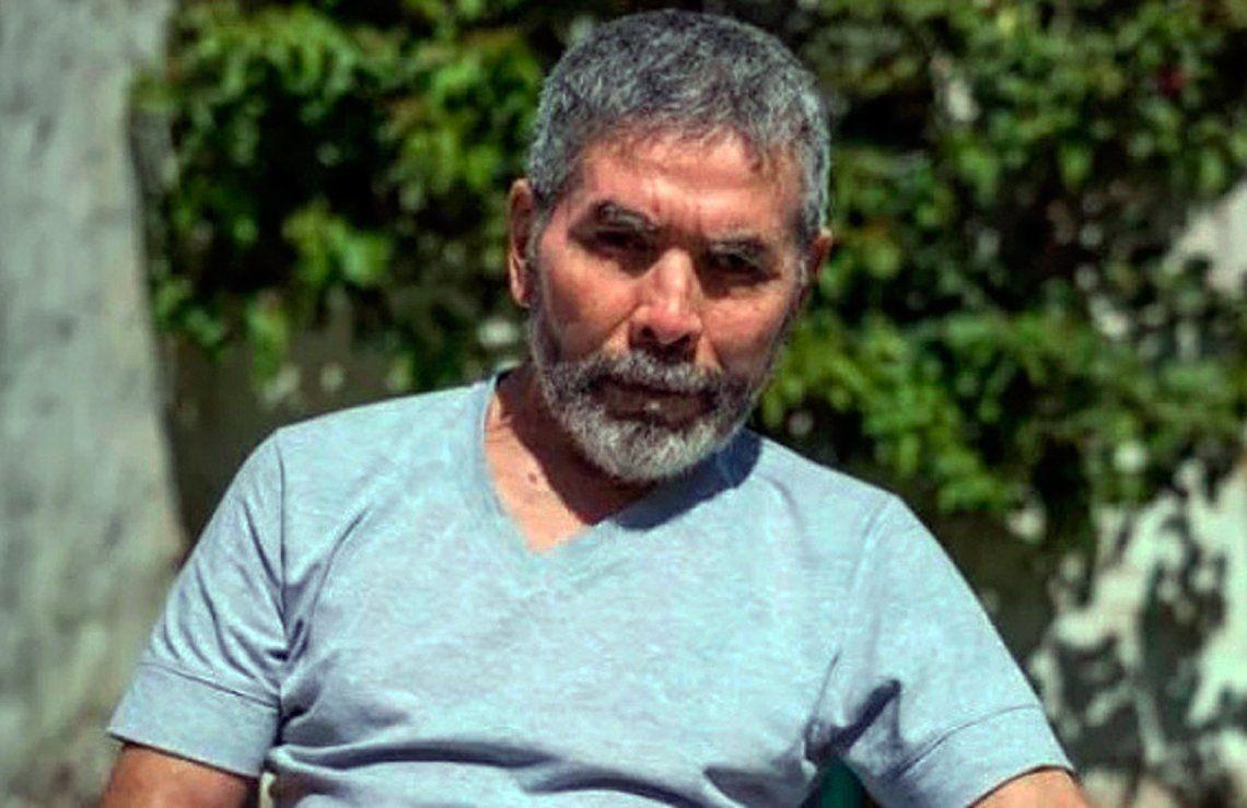 Sergio Víctor Palma fue internado con coronavirus en Mar del Plata y su estado es delicado