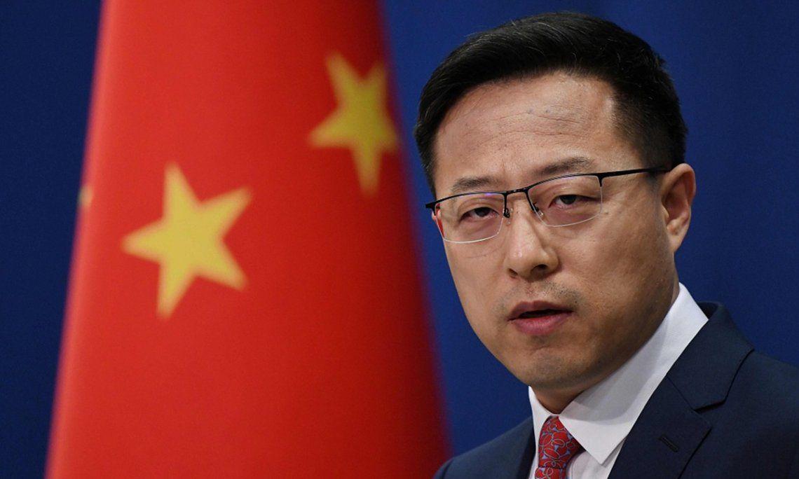 El portavoz chino también sostuvo que el descubrimiento del origen del coronavirus es una cuestión científica.