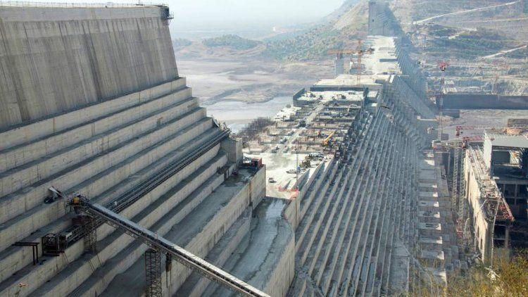 A Etiopía ya le queda poco para finalizar la construcción de su Gran Presa, que está terminada en un 80%.