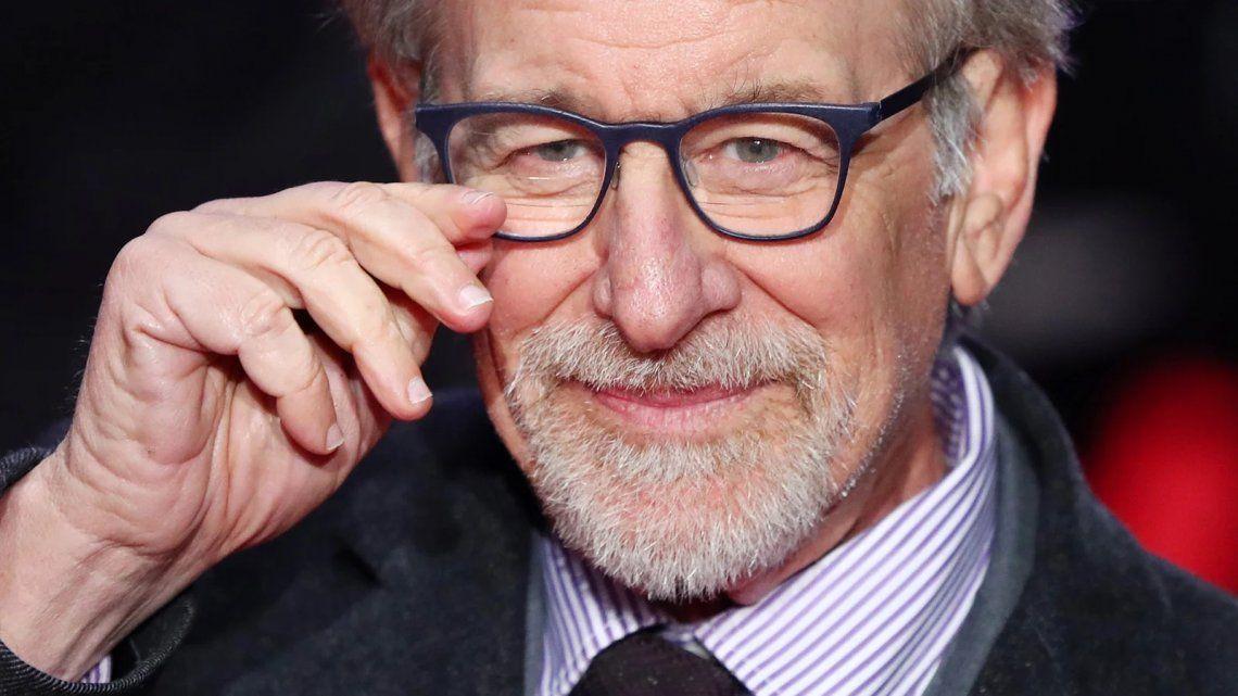 Steven Spielberg y Netflix anunciaron un acuerdo para producir películas