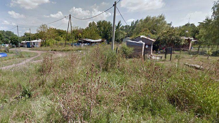 El episodio ocurrió en una vivienda ubicada en la esquina de 33 Orientales y Lapacho, barrio Güemes, Francisco Álvarez.
