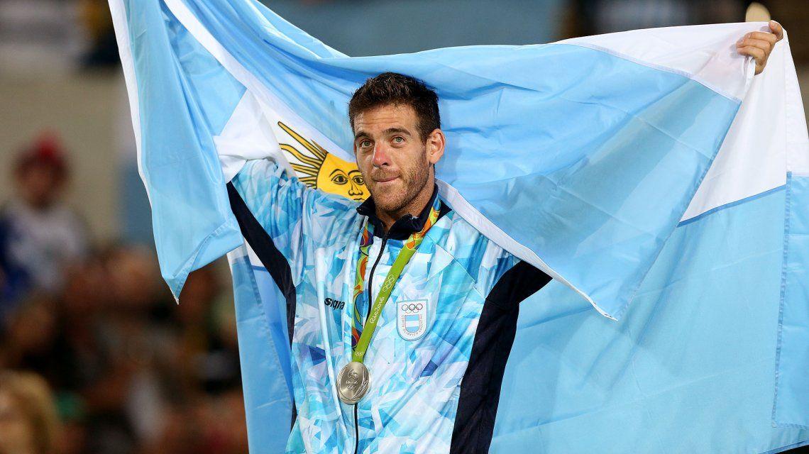 Del Potro no pudo recuperarse a tiempo y no podrá ir en busca de otra medalla olímpica