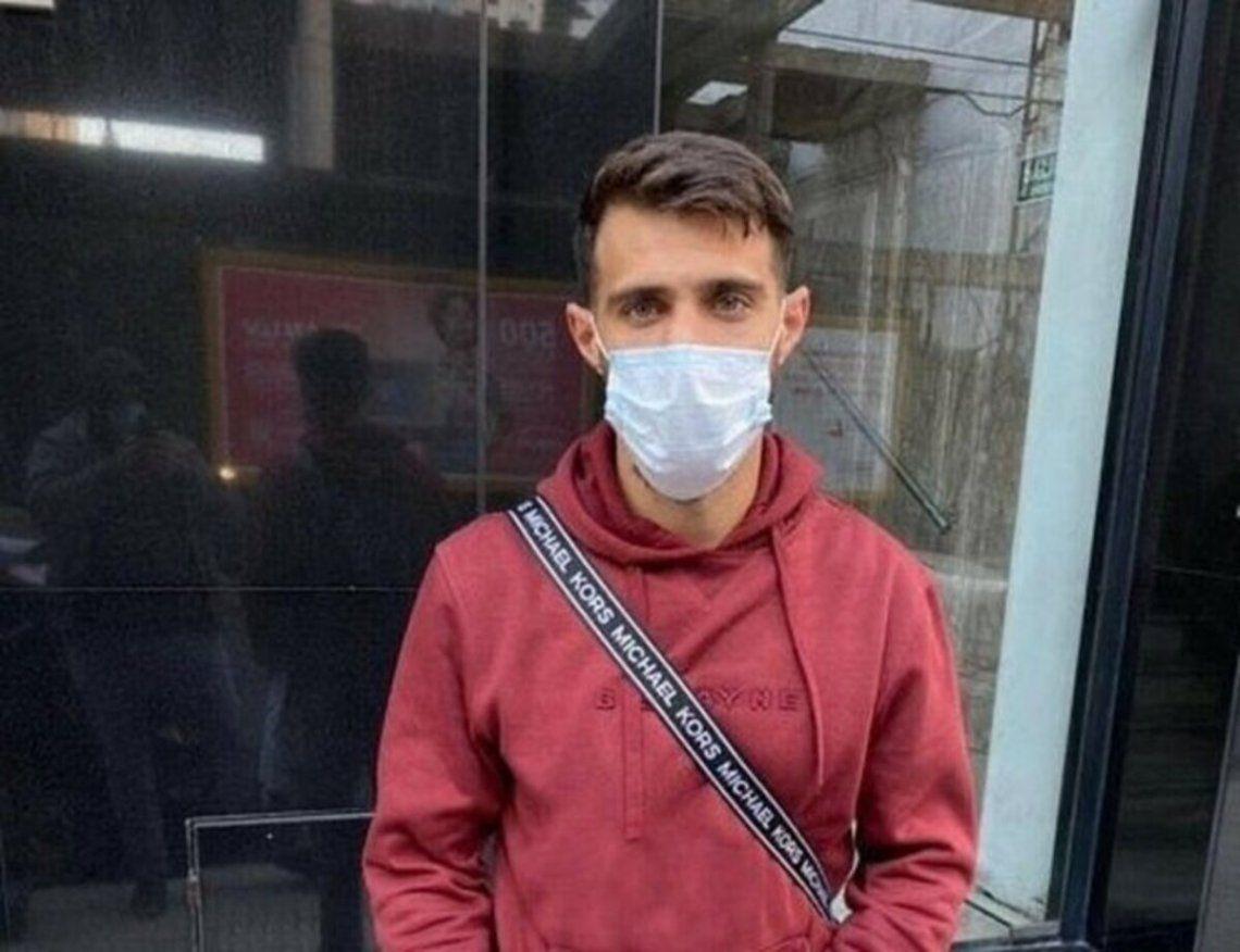 Joaquín Laso ya es jugador de Independiente