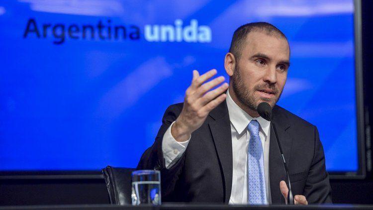 Martín Guzmán, Ministro de Economía.