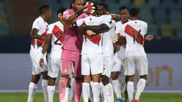 Perú sorprendió a Colombia y sueña con seguir sumando ante Ecuador