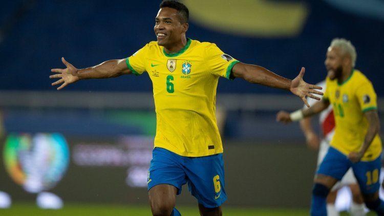 Brasil buscará un nuevo festejo que le asegure el primer lugar de la zona