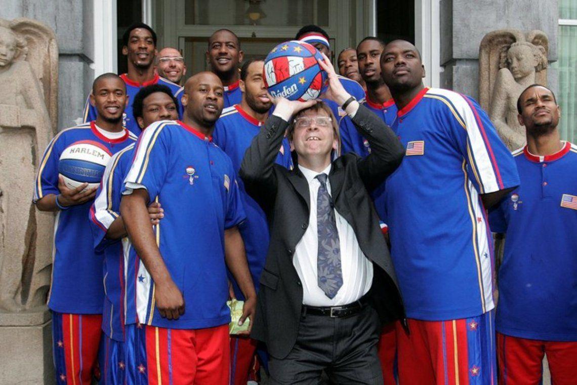 Los Globetrotters tienen la intención de ser una franquicia de la NBA.