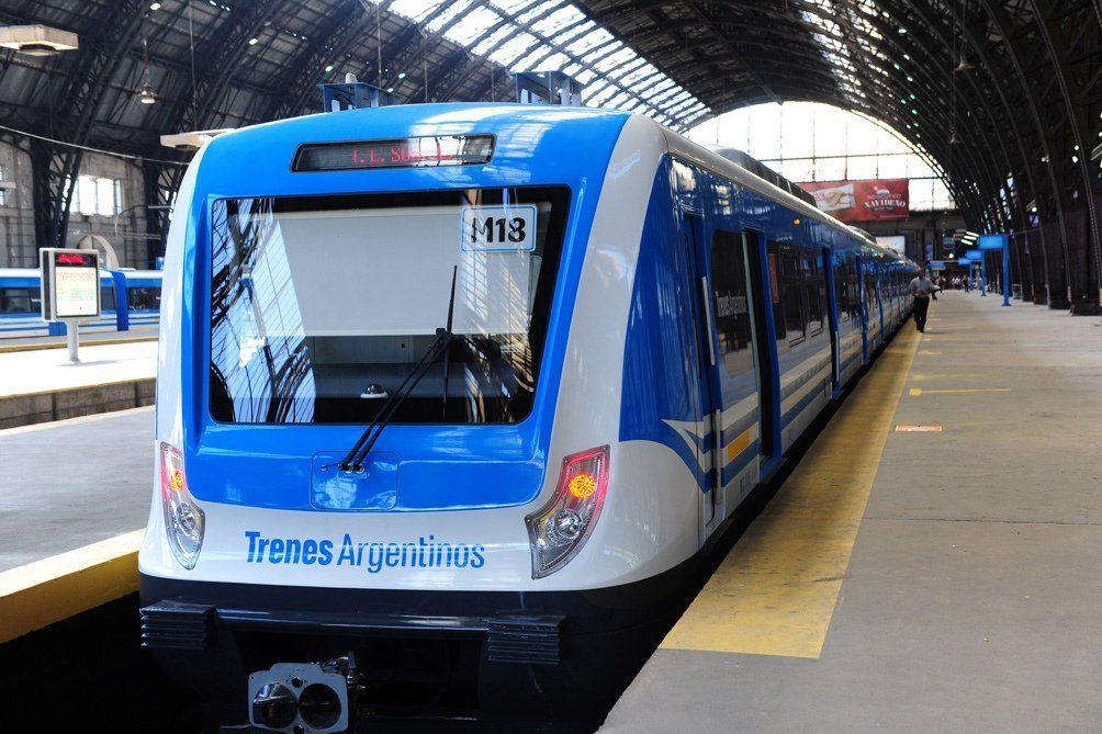 Trenes Argentinos: realizarán obras en Línea Mitre tras acuerdo con el Banco Mundial