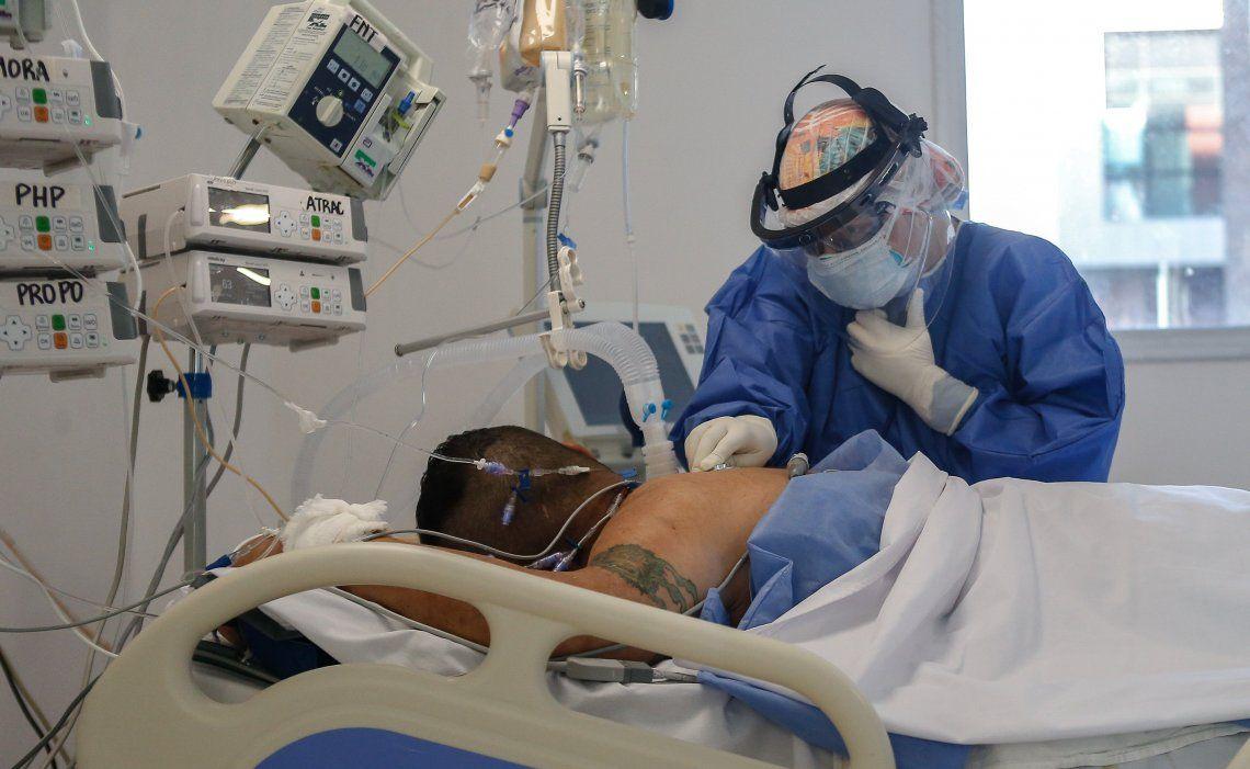 Tratamiento experimental contra el coronavirus redujo notablemente su mortalidad con droga para hipertensos.