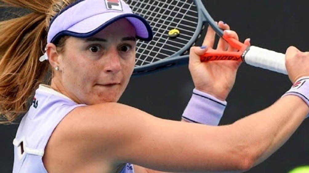 Nadia Podoroska avanza en Alemania