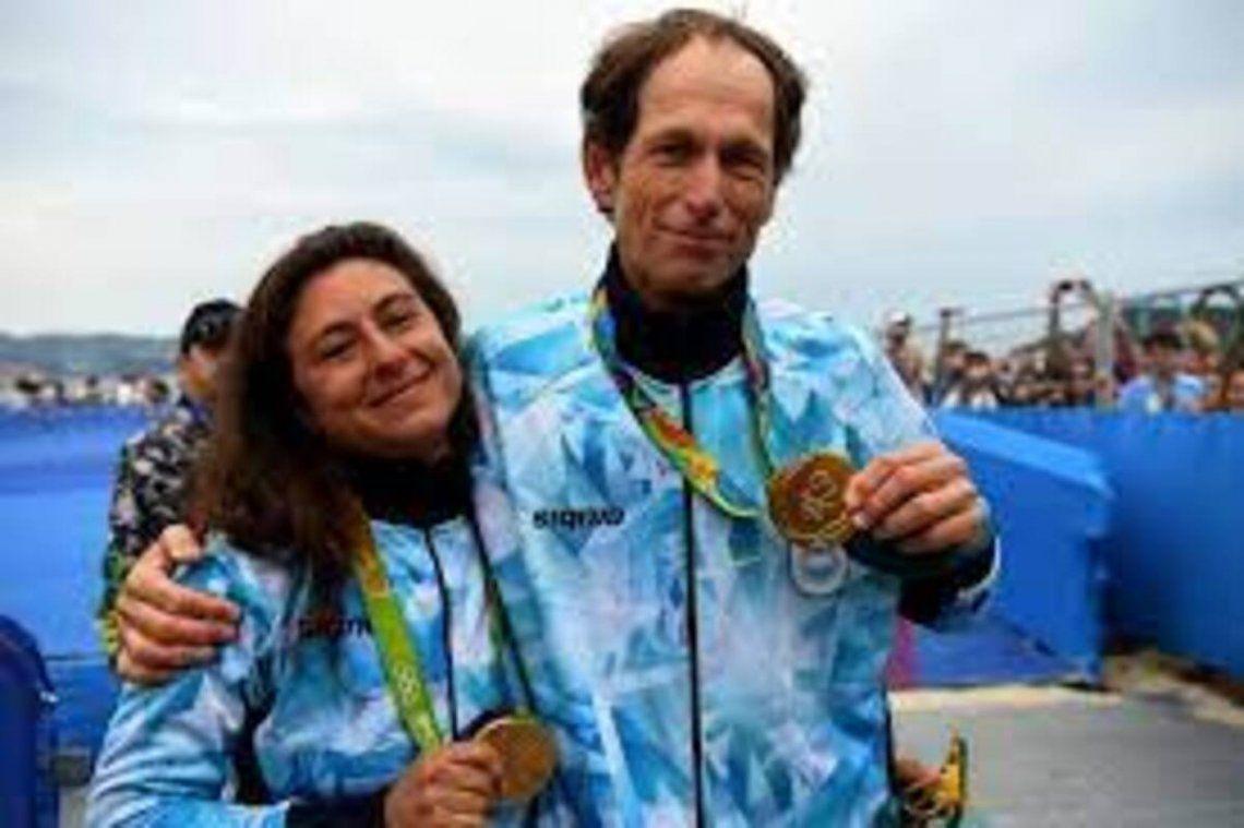 Cecilia Carranza y Santiago Lange serán los abanderados en Tokio