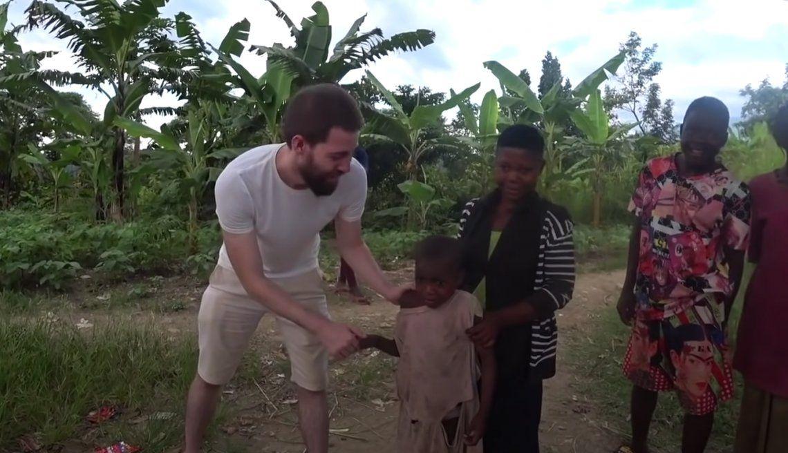 Ocurrió en Uganda.