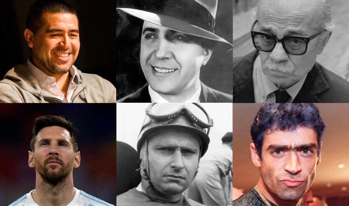 Día de los ídolos: 24 de junio, el día más argentino del año