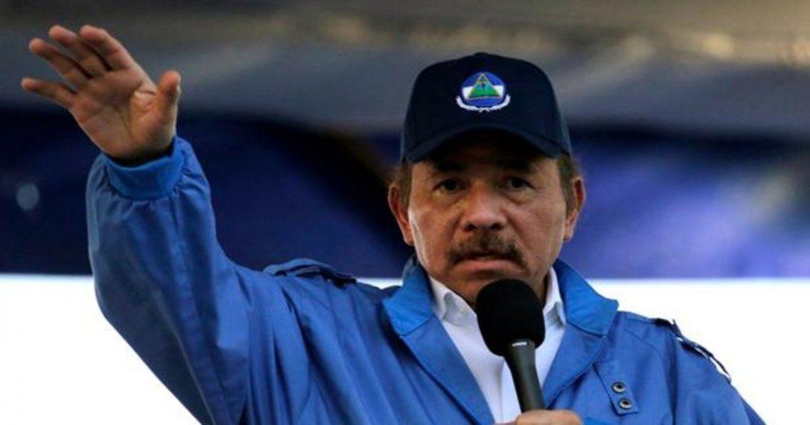 Ortega acusó a todos los detenidos de ser agentes del imperio yanqui.