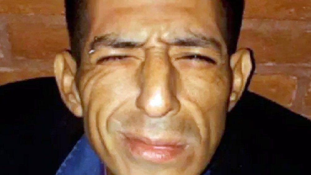 Narco conocido como Dumbo.