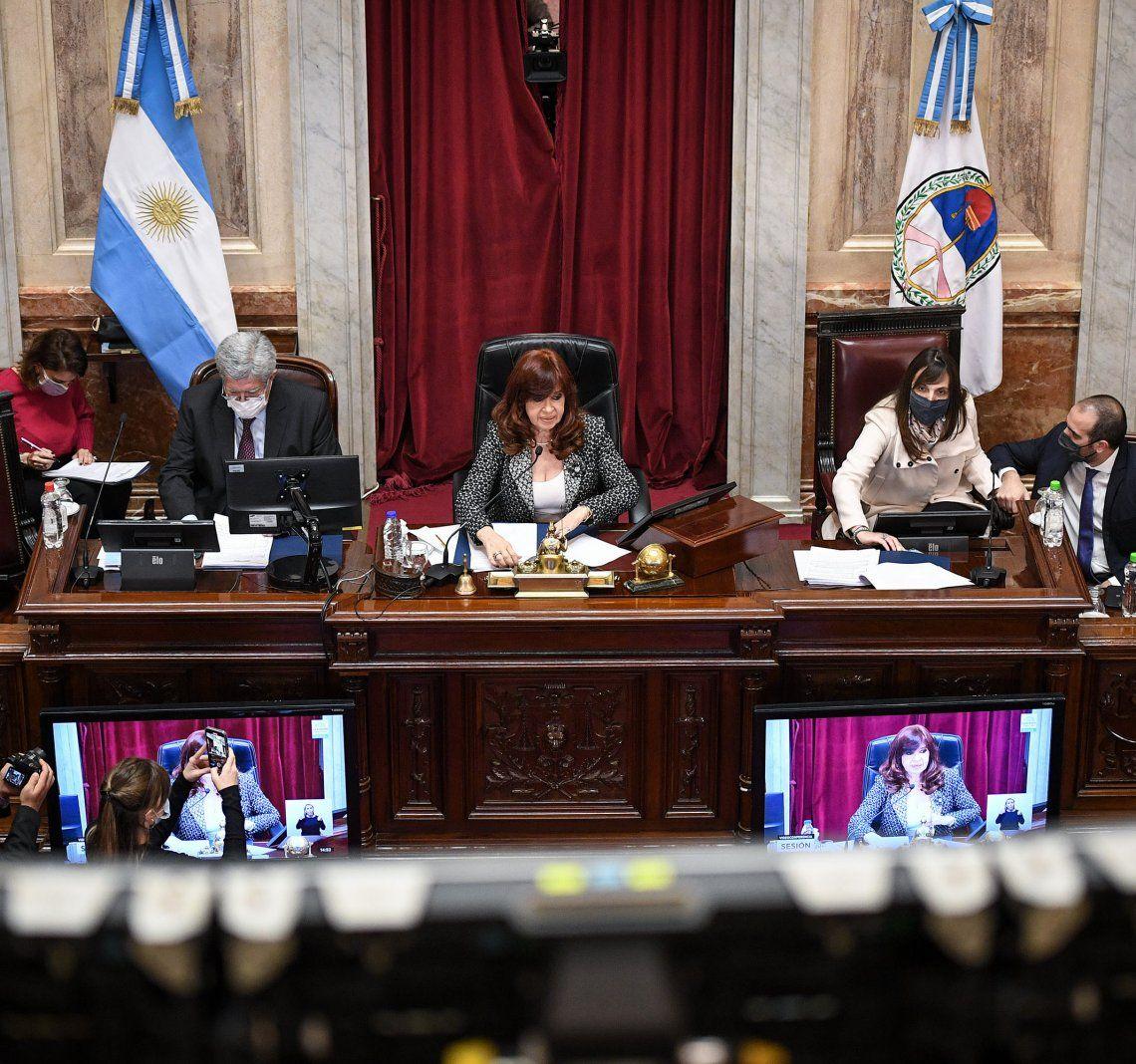 El Senado transformó en ley el proyecto impulsado por Máximo Kirchner.