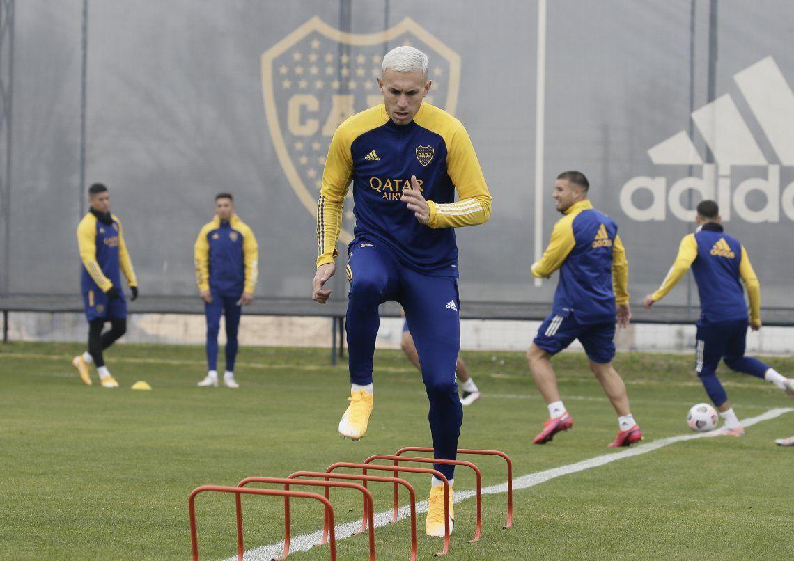 Norberto Briasco se prepara para ser titularem Boca