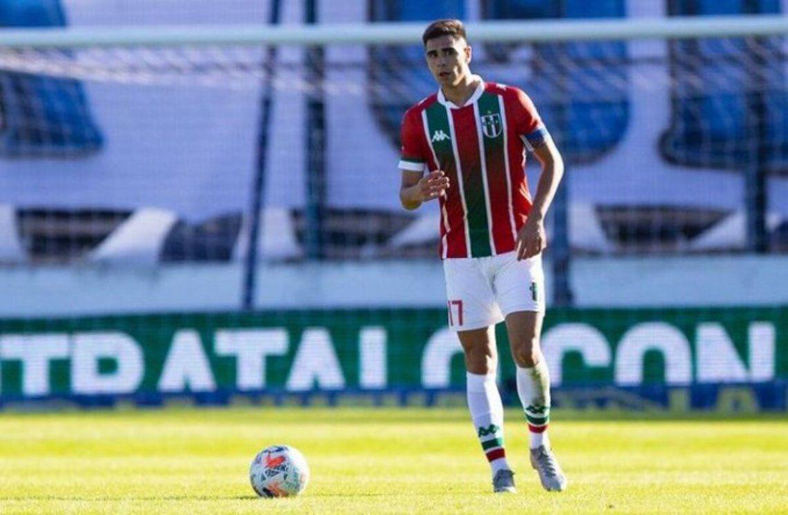 Lautaro Giannetti se queda un año más en Vélez
