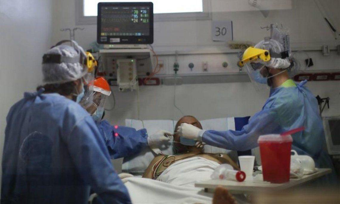 Coronavirus en Argentina: Murieron 338 personas.