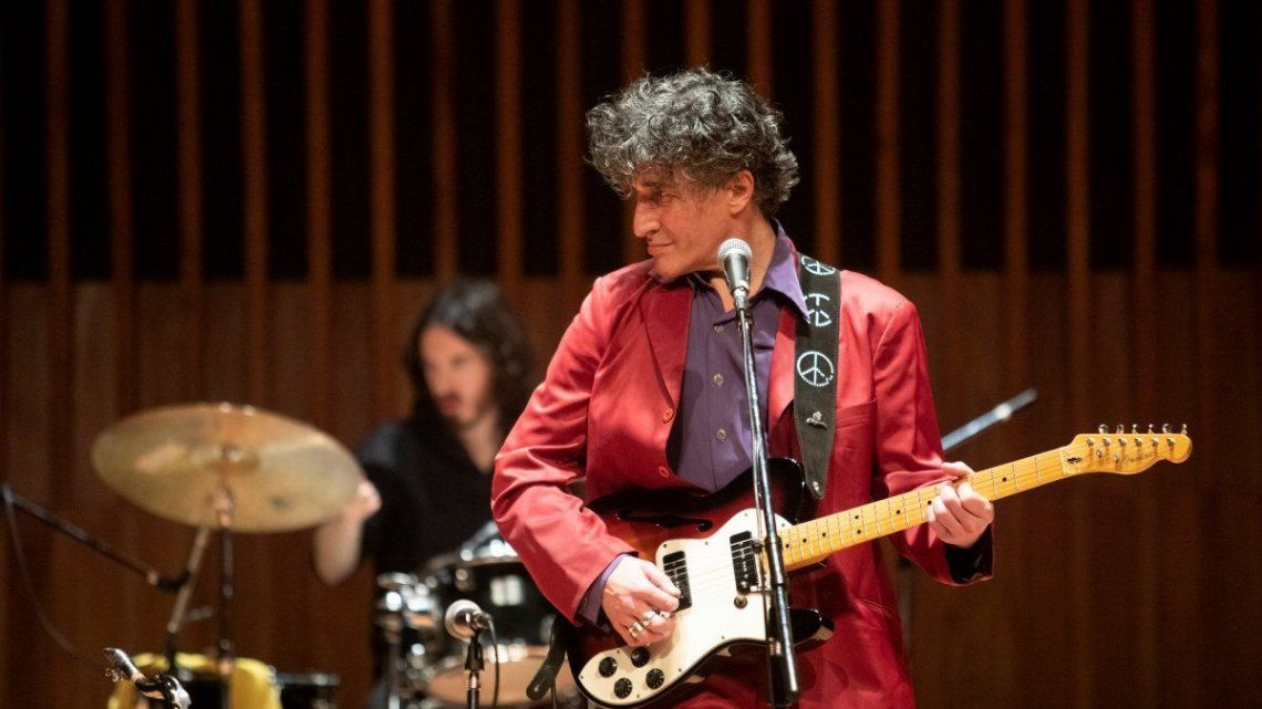 Willy Crook está considerado como el máximo exponente argentino del funk