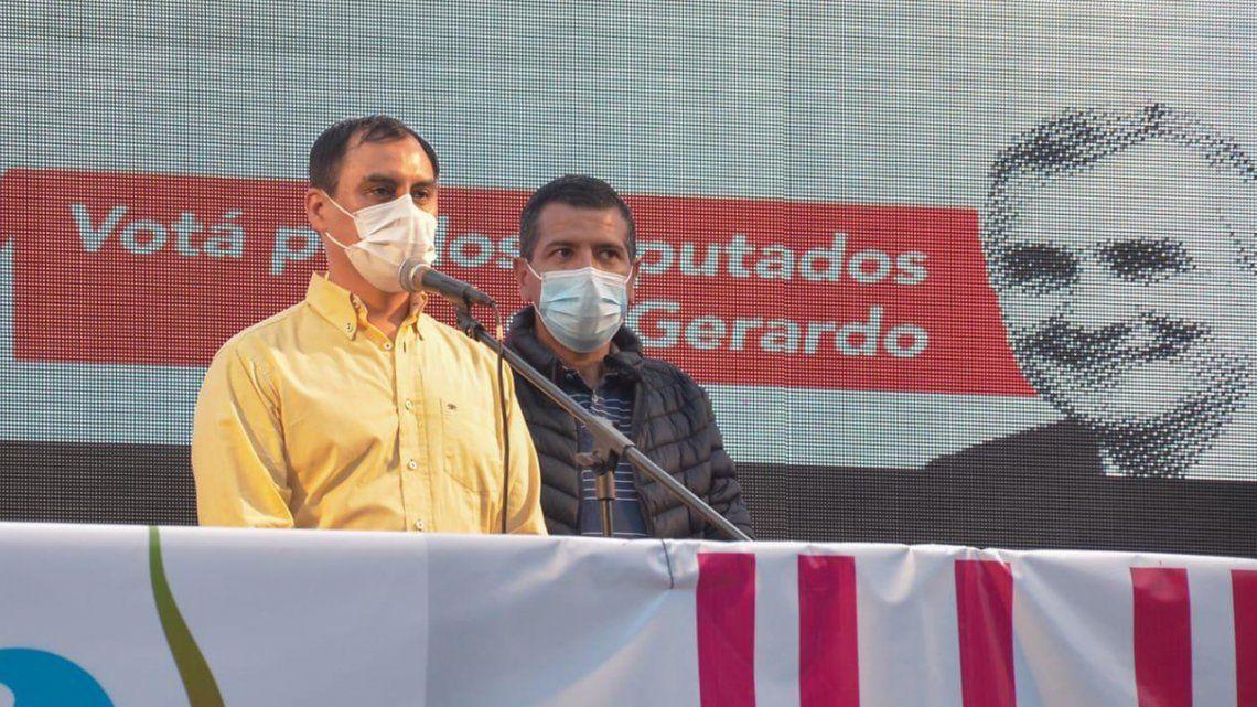 El Frente Cambia Jujuy obtiene un amplio triunfo encabezado por Omar Gutiérrez.