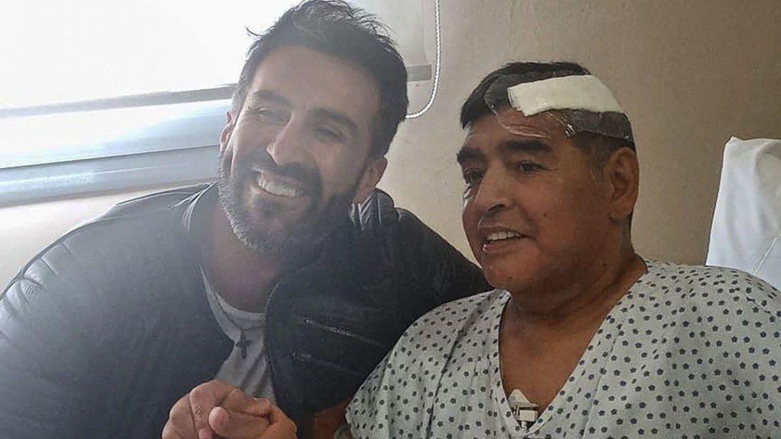 Imputado por la muerte de Maradona