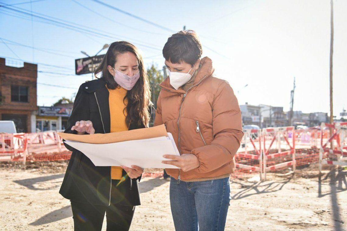 Inversión en obras y seguridad en Quilmes