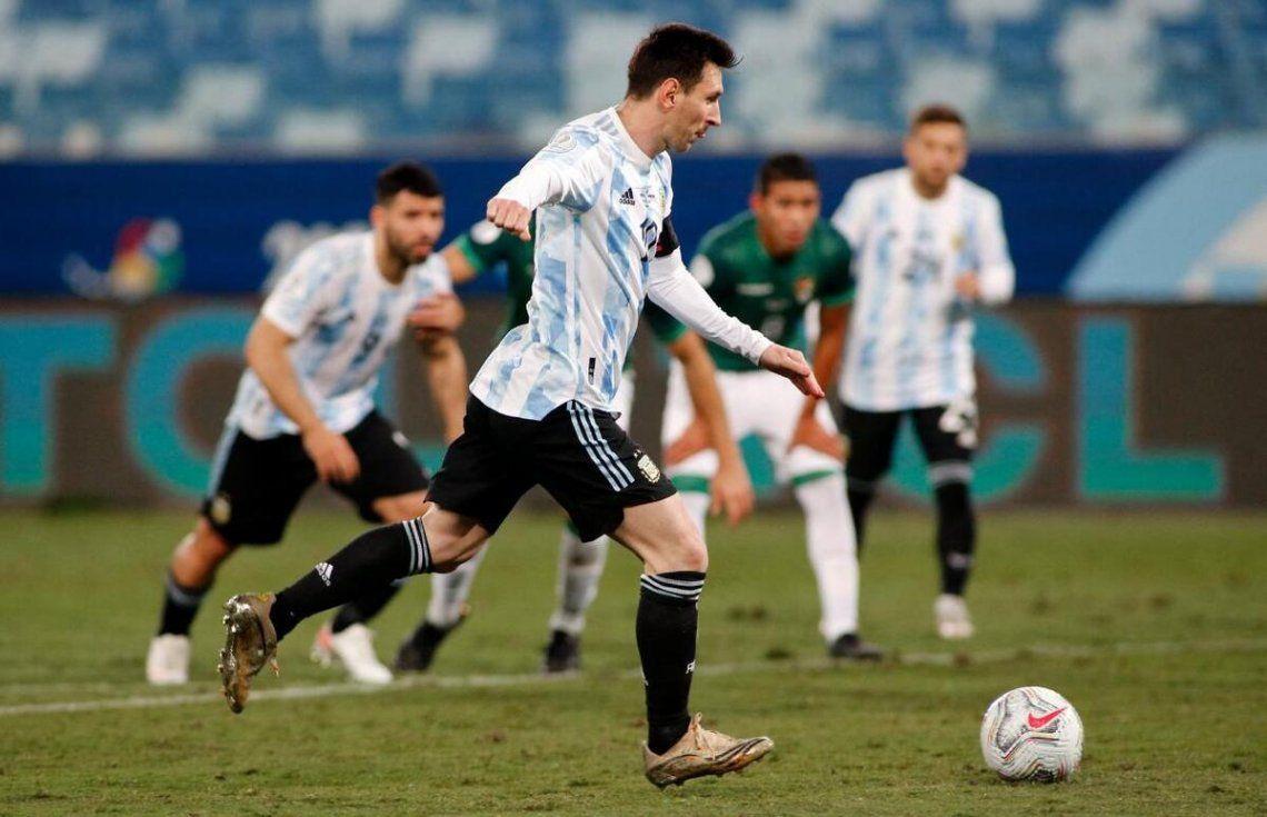 Argentina finalizó la fase de grupos como líder