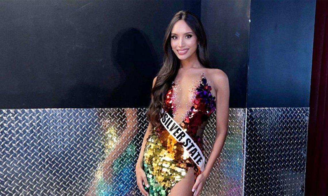 Miss EE.UU: una mujer transgénero competirá por el título.