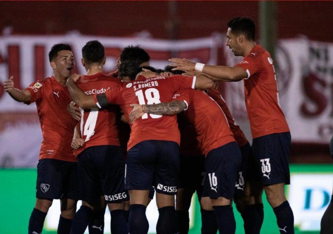 Independiente disputará mañana su primer amistoso.