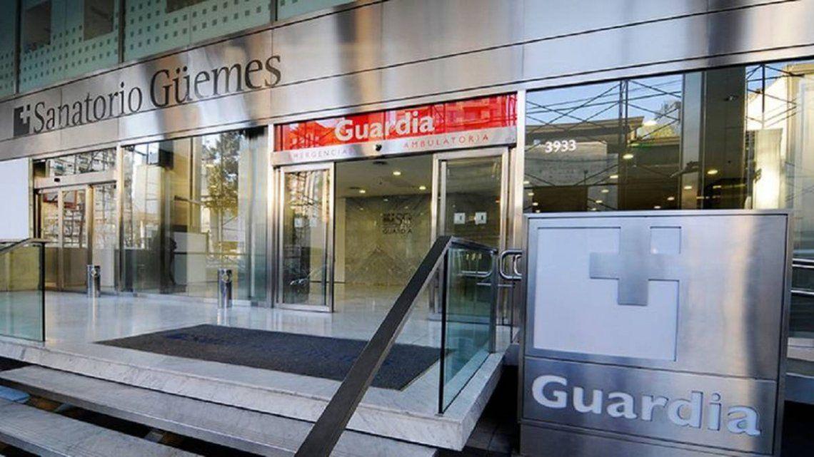 Una mujer denunció que fue violada bajo anestesia en el Sanatorio Güemes