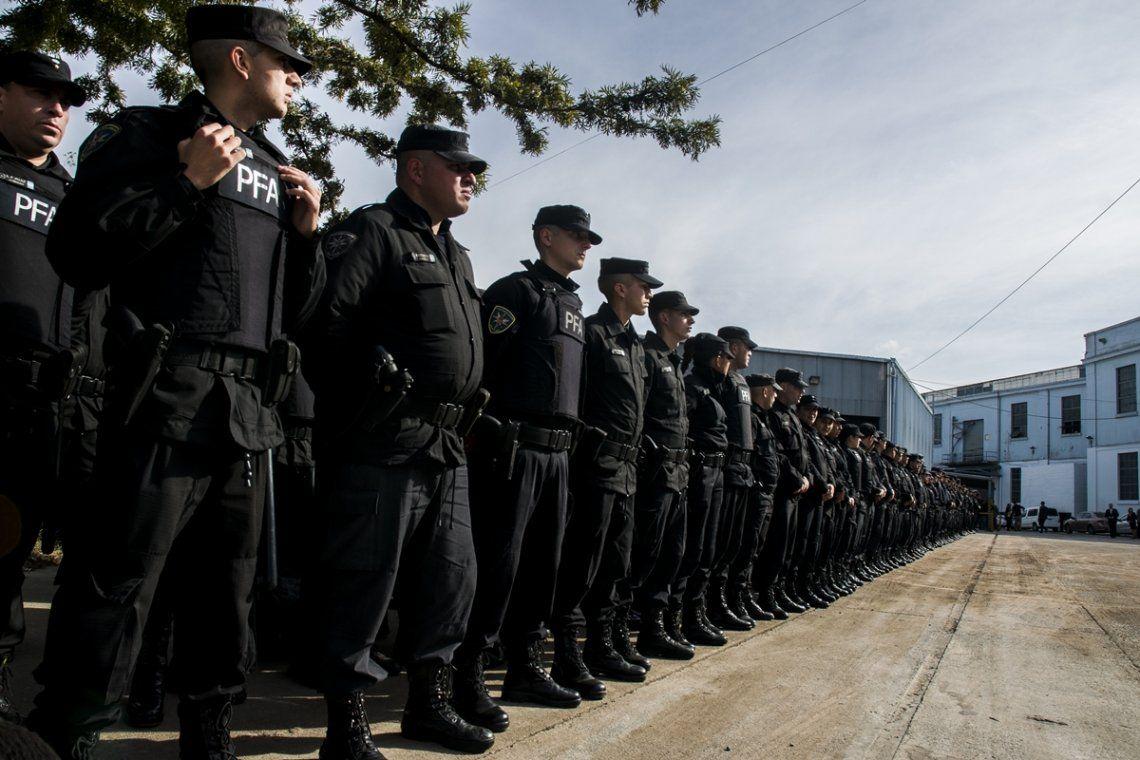 Desde el Ministerio de Seguridad nacional desmintieron al jefe de Gabinete porteño sobre despliegue fuerzas federales en CABA.