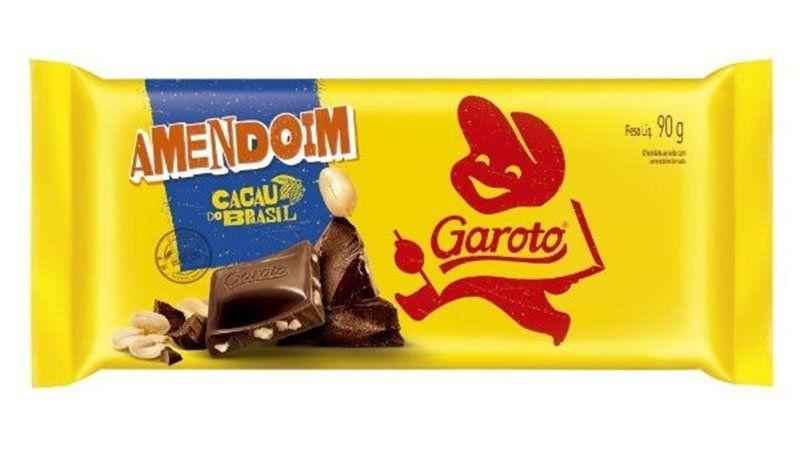 Prohíben la venta de dos chocolates.
