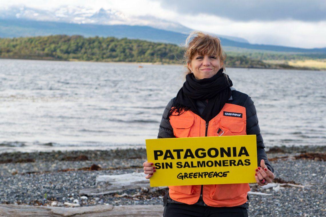 Tierra del Fuego prohibió la salmonicultura y Greenpeace lo celebra