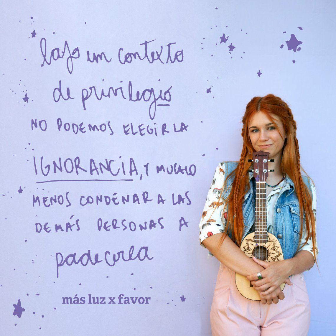 Connie Isla lanzó 2020: un álbum más allá de la música
