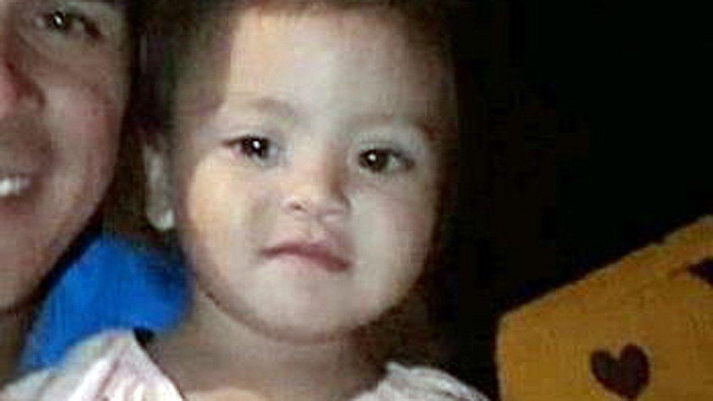 Hallaron muerta a Rocío, la nena que era buscada en Tucumán