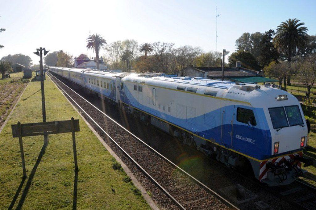 Trenes: arranca la renovación del tramo Mercedes-Luján