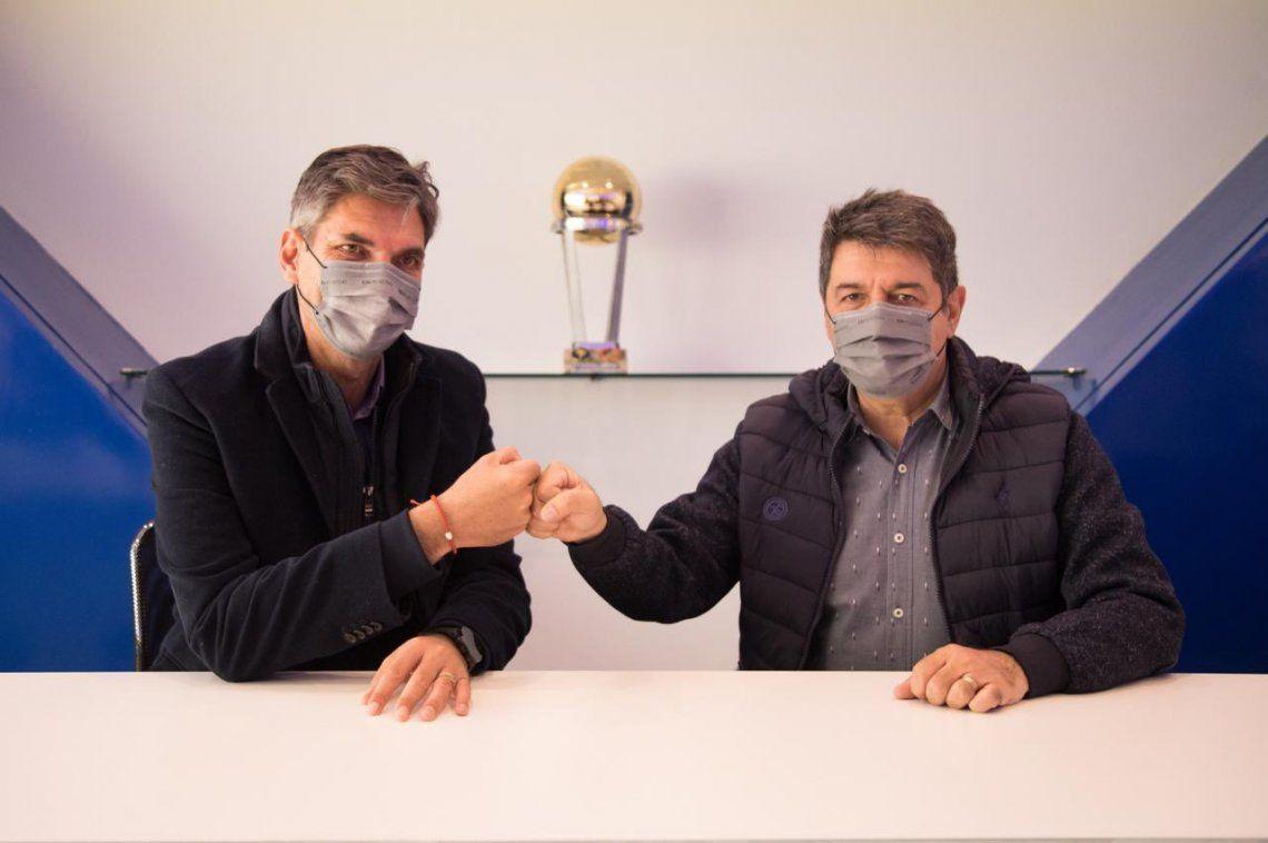 Mauricio Pellegrino se queda un año más en Vélez