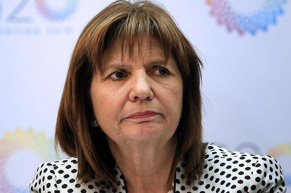 Patricia Bullrich no se presentará en las elecciones legislativas