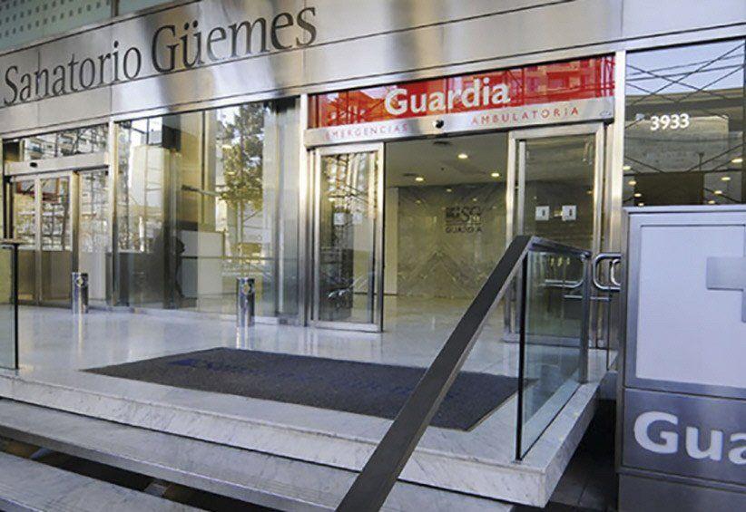 Una mujer denunció que fue violada en el Sanatorio Güemes mientras estaba bajo los efectos de la anestesia.